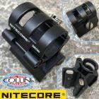 Nitecore Nitecore GM02MH - Attacco fucile magnetico - Accessorio per torce Nitecore NEW P30, MH40GTR, MH25GT, MH25GTS etc.