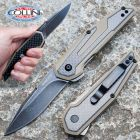 Kershaw Kershaw - Fraxion by Anso - OD Green Sprint Run - 1160OLBW - coltello