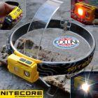 Nitecore Nitecore - NU25 Yellow - Torcia Frontale Ricaricabile USB - 360 lumens e 81 metri - Torcia Led