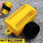 Nitecore Nitecore - NBM40 - Yellow - porta batterie 18650 da 4 posti - Accessori Torce