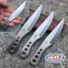 United Cutlery United - Hibben - Lancio - Thrower Triple Set GH0458 - coltello