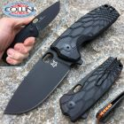 Fox - Core Black knife by Vox - FX-604B - black - coltello