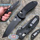 Benchmade Benchmade - 553BK Pardue Griptilian knife - Tanto Black - coltello