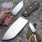 Simone Tonolli Simone Tonolli - ELK Green G10 - custom knife