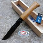 Opinel Opinel - n.8 inox - Black Edition in Quercia - 002172 - coltello
