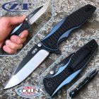 Zero Tolerance Zero Tolerance - Rick Hinderer - Blue Titanium Flipper - ZT0393 - coltello