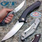 Zero Tolerance Zero Tolerance - ZT0462 - Sinkevich Flipper - Bronze Carbon Fiber - coltello