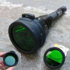 Nitecore Nitecore - NFG60 - Filtro Verde da 60mm per MH40, MH40GT ed MH41 - Accessori Torce Led
