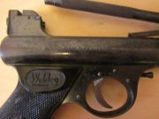 Webley & Scott Mark 1 .177 Air Pistols