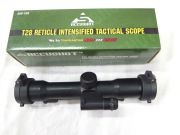 ACCUSHOT T28 RETICLE INTENSIFIED TACTICAL SCOPE