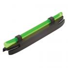 HIVIZ HIVIZ Tacca di Mira Anteriore Magnetica per Calibro 12- Verde