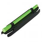 HIVIZ HIVIZ Tacca di Mira Anteriore Magnetica per Calibro 12 S300G - Green