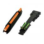 HIVIZ HIVIZ C-Series Kit Mire Anteriore e Posteriore Calibro 12