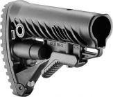 FAB.GLR-16-BLK Fab Defense M16/M4/AR15 Buttstock - Black