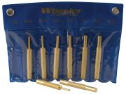 Wheeler Engineering Wheeler Engineering Punch Set Brass