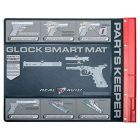 Real Avid Real Avid Glock Smart Mat Gun Mat With Parts Keeper