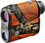 Leupold Leupold RX-1600i TBR/W with DNA Laser Rangefinder 6x OLED - Camo Orange