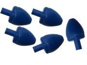 Aravon's Aravon's Palle in plastica 9mm / 38 / 380 per tiro indoor