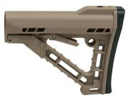 SWT SWT BCS Battle Carbine Stock Mil Spec - Flat Dark Earth