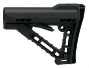 SWT SWT BCS Battle Carbine Stock Mil Spec - Black