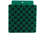 RCBS RCBS Universal Reloading Tray 50-Round Plastic Green