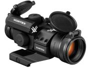 Vortex Vortex StrikeFire II Red Dot Sight 30mm Tube 1x4 MOA Red and Green Dot
