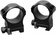 """Nightforce Nightforce Anelli Titanio 4 Viti - 1.5"""" XX-High - 30mm - Ultralite"""