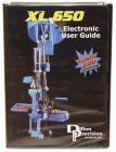 Dillon Precision Dillon Precision DVD Electronic User Guide For XL 650