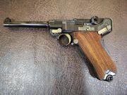 Mauser LUGER P08 LUSSO 75° ANNIVERSARIO