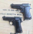 Beretta MOD. 34 REGIA AERONAUTICA E REGIO ESERCITO