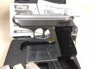 Walther PPK/S INOX Cal. 9 kurz