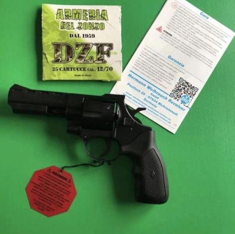 Arminius Hw 38 Revolver
