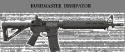 Bushmaster XM15 DISSIPATOR
