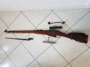 Moisin Nagant Sniper