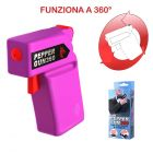 Defence System 99904 Pepper Gun 360 Spray al Peperoncino Rosa