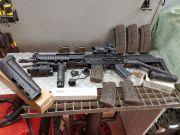 San Swiss Arms Sport Europe II - SIG 551 SWAT