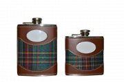Fiaschetta borraccia per liquore in acciaio inox