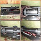 Burris Laser Scope III con telemetro