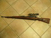 Mauser Kar 98k sniper
