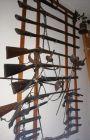Collezione fucili e pistole ad avancarica, periodo risorgimentale