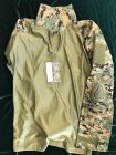 Helikon-Tex® COMBAT Shirt - Marpat USMC Digital Woodland