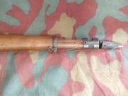 Mauser Calcio SPAGNOLO 98/43 M24 con copricanna, scatola serbatoio, fondo caricatore, fascette, calciolo - SPEDIZIONE GRATIS