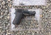 n. 15 custodie, contenitori, cassettine porta pistola - SPEDIZIONE GRATIS
