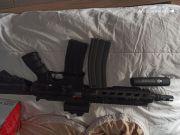 G&G M4 CQB FULL METAL