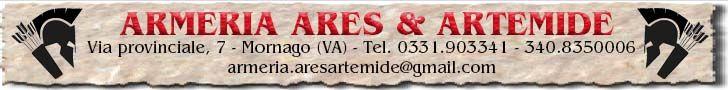 Armeria: Armeria Ares & Artemide di Elini Riccardo