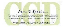 Armeria: C.G.D. Armi Sport S.n.c.